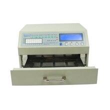 QS 5100 600W Automatische Löten herd Blei Freies SMT Reflow ofen für SMD SMT Rework solder bereich 180*120mm