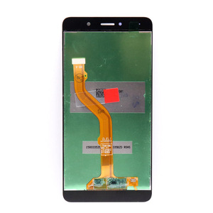 Image 5 - Tela digitalizadora lcd para huawei y7 2017, display de tela touch screen para huawei y7 prime 2017 com moldura TRT L21 TRT LX1
