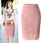 Elegant A-line Lace ...