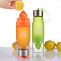 Creative Portable Fruit Infuser Water Bottle High Capacity Plastic Water Bottle Infusion Sports Outdoor Drinking Water Bottles|Water Bottles|Home & Garden -