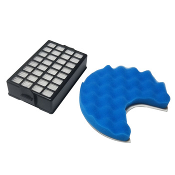 цена на 3pcs/lot Vacuum cleaner dust filter hepa filters spare parts kits for samsung DJ97-00339A/D/F SC8480 SC8440 SC8420 SC8450/60/70
