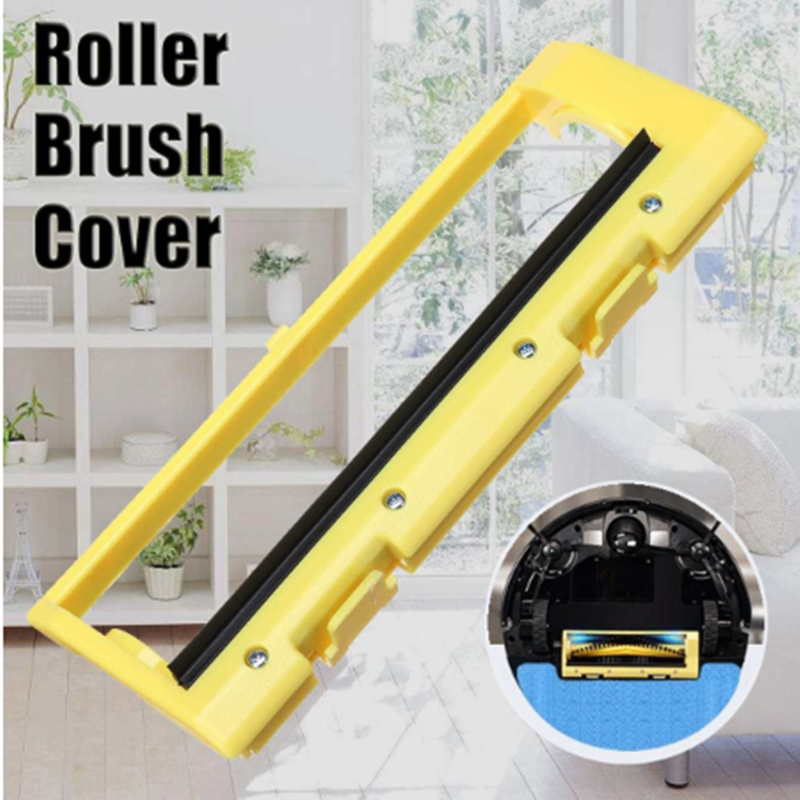 Original Main Roller Middle Brush Cover For ILIFE A4 A4S A40 T4 X430 X432 Robot Vacuum Cleaner Parts Brush Cover Accessories