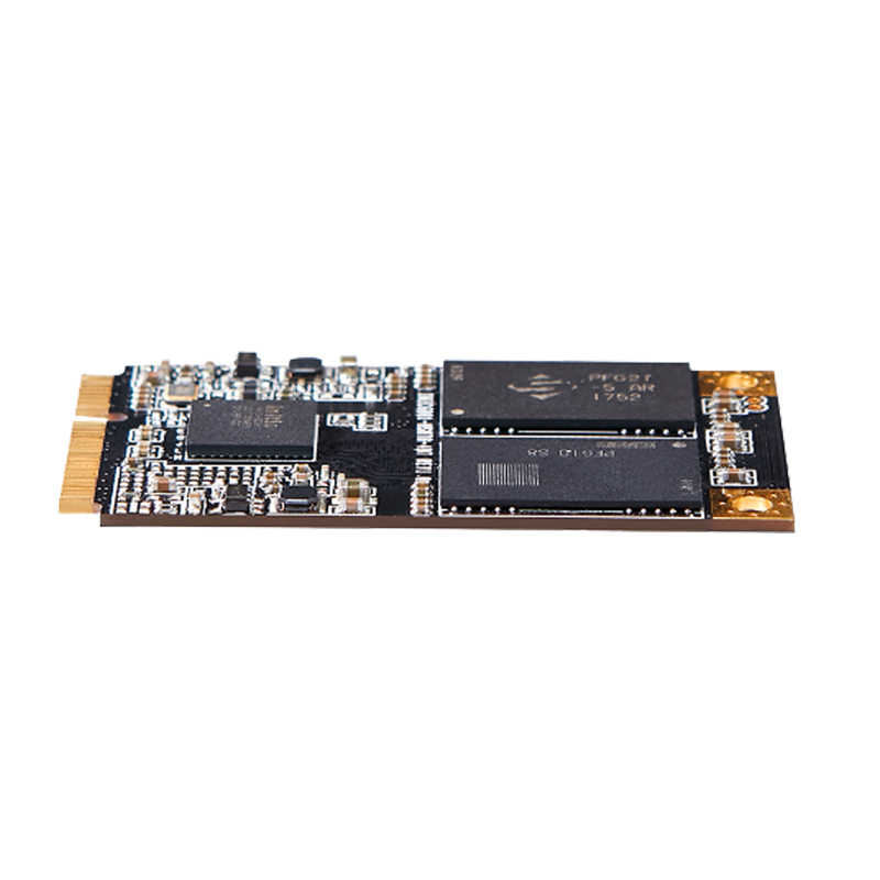 NINJACASE mSATA SSD de GB 16GB 32GB 64GB 128GB 256GB 512GB 1TB Mini SATA interno sólido StateHard 32GB para portátil de servidor