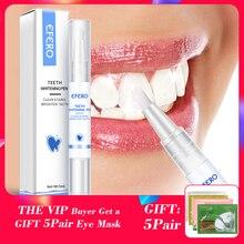 цена EFERO Teeth Whitening Pen Tooth Whitening Gel White Teeth Toothbrush Serum Dental Dentist Tool Oral Hygiene Remove Plaque Stains онлайн в 2017 году