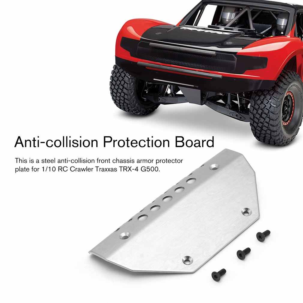 Metal Chassis Crossmember Mount Holder for Traxxas4 Trx-4 RC Crawler Car