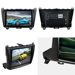 Image 2 - SINOSMART Автомобильный GPS навигационный плеер для мазда 6 Поддержка BOSE Soundsport Free Audio IPS/QLED экран 2G/4G Android 2008 12