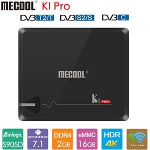 MECOOL KI PRO DVB-T2 Android T