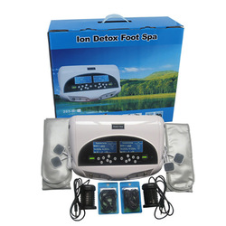 2019 Hot Sales-Europe And America Foreign Trade Cross Border Foot Bath Instrument Foot Bath Double Patch Double Belt Foot Massag