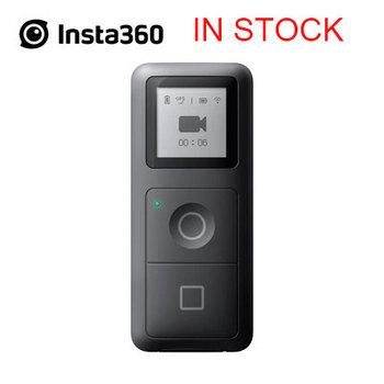 Insta360 jeden X R GPS inteligentny pilot do kamera akcji VR 360 panoramiczny aparat tanie i dobre opinie Insta360 One X Kamera akcja Piloty GPS Remote for Insta360 One X