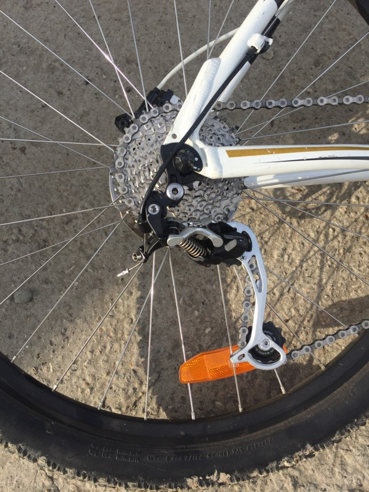 Купить с кэшбэком 1pc Bicycle Rear Derailleur Hanger for CUBE 10149 aka 149 CUBE LONG Attention 2015 LTD Race Access WLS LTD SL 29 Attention SL