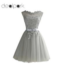 Kobiety koronkowa sukienka haftowana siatkowa tiulowa przylegająca elegancka dama księżniczka druhna piłka ślubna suknia sukienek kobieta Plus rozmiar