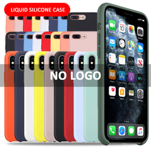 Official Original Silicone Case For Apple iPhone