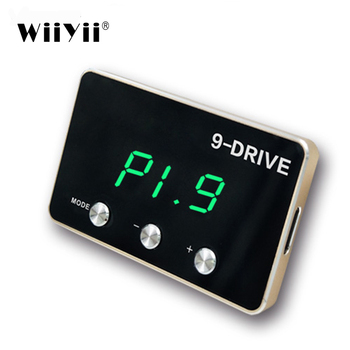 Manufacturer Car Electronic Throttle Controller 9 Drives 5 Modes  Plug & Play Portable Performance