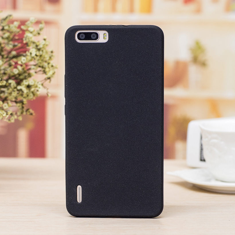 Pour Huawei Honor 6 Plus V30 Pro 20 Lite Case Silicone Soft Scrub Matte Phone Covers For Huawei Nova 6 SE Nova 6 5G Cases Bag