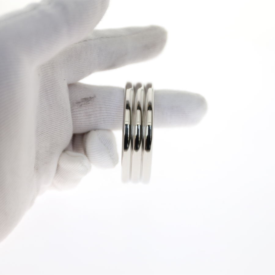 Metal Cock Ring Glans Ring Adjustable Magnetic Sheath Compound <font><b>Male</b></font> <font><b>Circumcision</b></font> Ring V Type Penis Ring Sex Toys for Men image