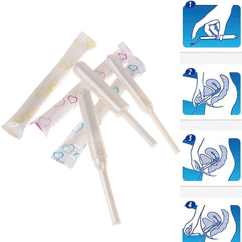 1pcs Swab Tampons Applicator Vagnial Tampons Booster Medical Insert Feminine Hygiene Products