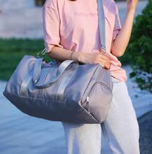 Women Fashion NylonTravel Bags Luggage Travelling Duffle Bag Casual Totehandbags Waterproof Travel Handbag