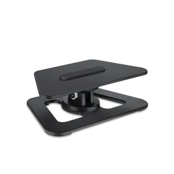 Magnetic Metal 360 Degree Rotation Home Base Mount Stand for Amazon Echo Show 5 M5TB фото