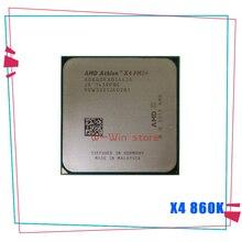 AMD Athlon X4 860K 860 K 3.7 GHz Duad-Core CPU Processor AD860KXBI44JA Socket FM2+