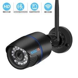Besder 1080 p 960 720 p câmera ip sem fio ir wi fi de vigilância ao ar livre à prova dwaterproof água cctv câmera de segurança ip tf slot para cartão p2p camhi