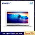 IPASON LapBook 14 дюймов Бизнес портативных ПК Intel 4600U 8G Оперативная память 256G SSD Windows 10 клавиатура с подсветкой Портативный ноутбук тонкий/светильни...