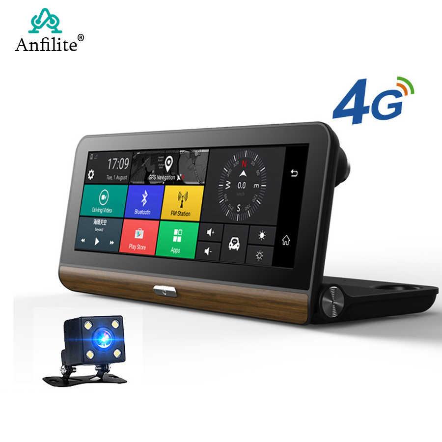 Anfilite E31 Pro 4G ADAS kamera samochodowa GPS Android 5.1 rejestratory samochodowe WIFI 1080P wideorejestrator rejestrator kamera samochodowa dvr Parking Monitorin