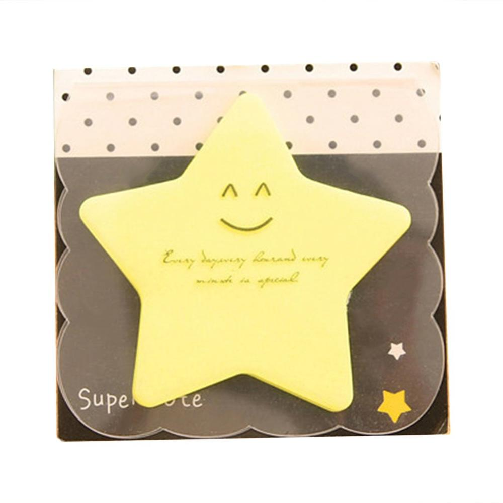 DC007 Lovely Cartoon Sticky Notes Kawaii School Supplies Notepaper Planner Stickers Paper Bookmarks Office Stationery