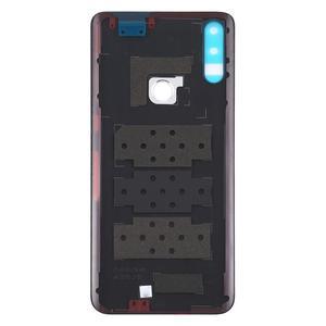 Image 3 - סוללה כריכה אחורית עבור Huawei Honor 9X הגלובלי נייד טלפון חזרה כיסוי Smartphone תיקון חלקים