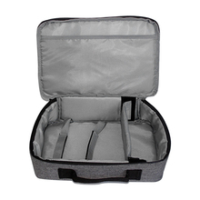 프로젝터 천을위한 휴대용 케이스 운반 가방 범용 맞춤 여행 홈 오피스 포장 지퍼 클로저 컴팩트 핸들