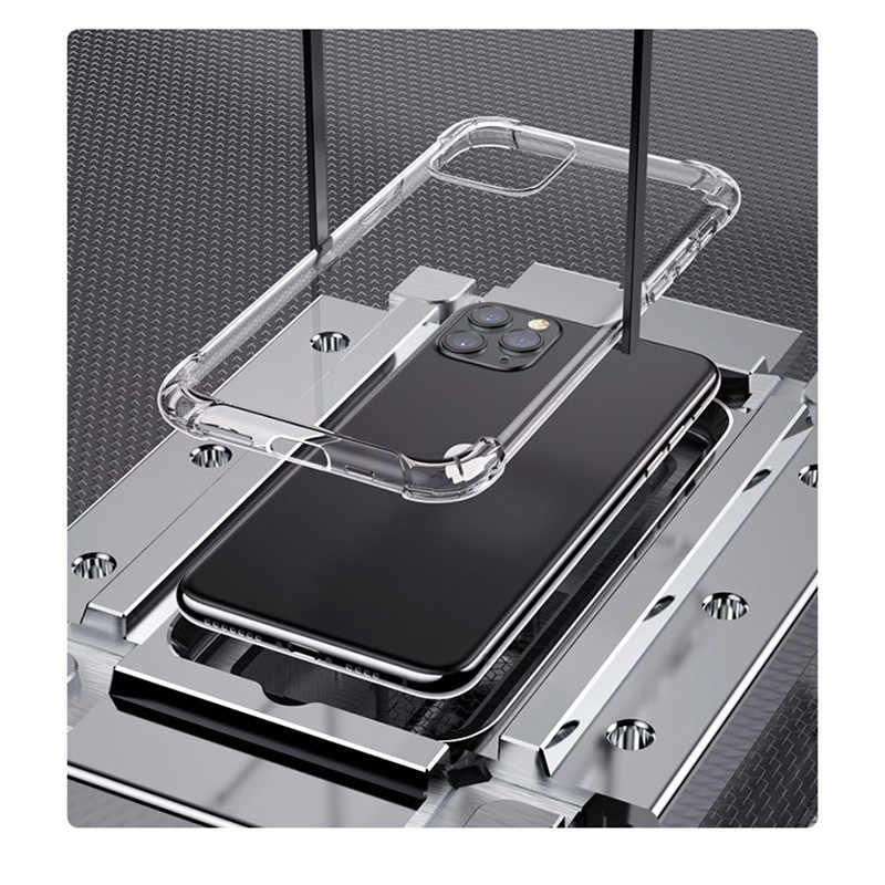 透明電話ケース oppo realme 3 × C2 リノ z 10X ズーム 5 グラム F7 F9 A7X K1 R15X RX17 ネオ F11 A9 A9X R19 K3 A1K lite プロカバー
