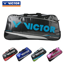 Сумка для бадминтона, оригинальная спортивная сумка VICTOR, теннисная сумка для мужчин и женщин, сумка на одно плечо, Новое поступление, BR9602