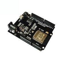Para wemos d1 esp32 ESP-32 wifi bluetooth, 4mb flash uno d1 r32 placa módulo ch340 ch340g placa de desenvolvimento para arduino