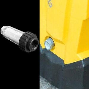 """Image 4 - Für Karcher K2 K3 K4 K5 K6 K7 Druck Scheiben Filter G 3/4 """"Mit 1PC Zwei Netze"""