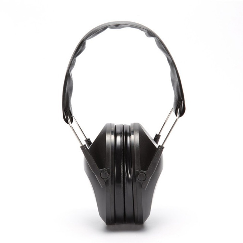Новинка 2021, Электронные Наушники для стрельбы, уличные спортивные наушники с усилением звука и защитой от шума, складная тактическая Защитная гарнитура для слуха-2