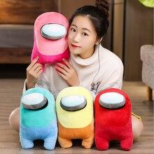 Toys Kawaii-Figure Plush Among Dolls Stuffed Animal Kids Gift 20cm Brinquedos Us-Game