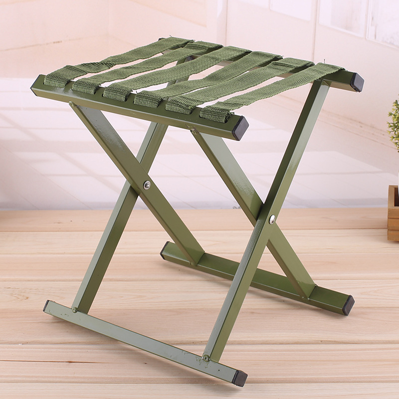 Outdoor Portable Folding Chair Stool Telescopic Ultralight Fishing Chair Beach Camping Picnic Stool Outdoor Furniture