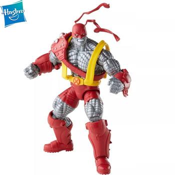 Hasbro Marvel Legends seria 6-Cal skala kolekcja figurka zabawka Colossus ukryta figurka zabawka prezent na boże narodzenie tanie i dobre opinie Model 7-12y 12 + y 18 + CN (pochodzenie) Unisex 6 inch On Avengers PIERWSZA EDYCJA Temat Zachodnia animacja Produkty na stanie