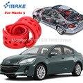 SmRKE для Mazda 3  высокое качество  передний/задний автомобильный амортизатор  пружинный бампер  силовая Подушка  буфер