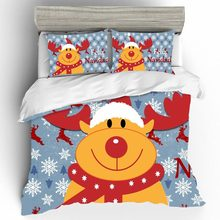Home Textiles Bed Linen Set Christmas Adults boy Quality Kid Couple King Size Bedding Duvets And Sets Cotton