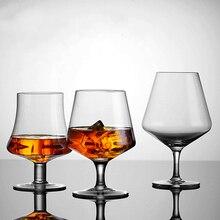 Хрустальная тонкая талия, чашка для бренди, стакан для виски, красное вино, чашка для ресторана, бытовой прозрачный стержень, индивидуальное стекло для вина, чашка для ВАСО