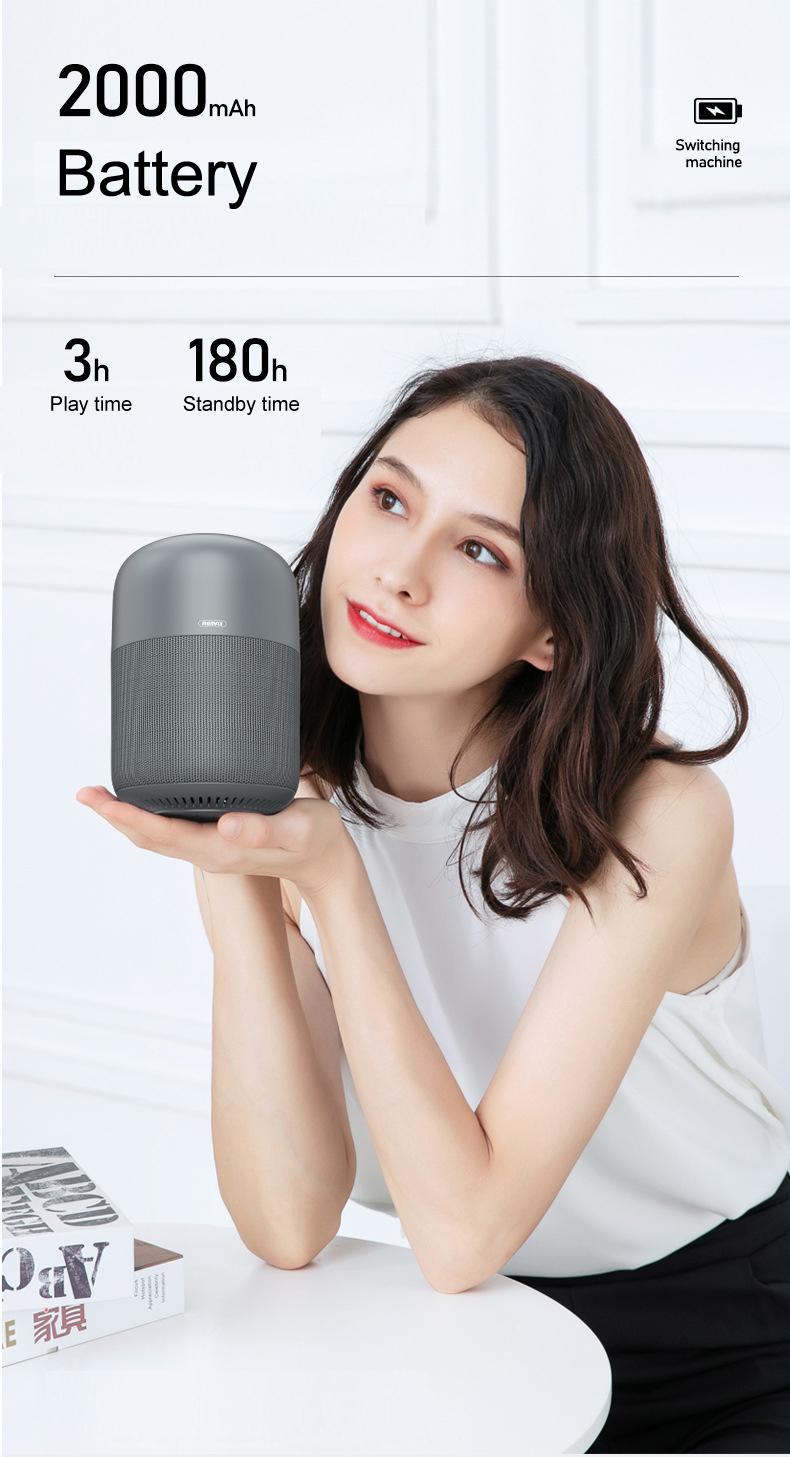 Remax M40 Portable Wireless Bluetooth Speaker 7