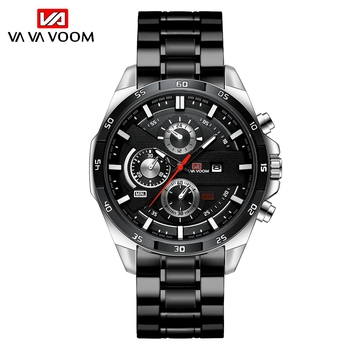 2021 New Arrival Moderno Watches Mens Sport Reloj Hombre Casual Relogio Masculino Para Military Army Leather Wrist Watch For Men - 216G-YH