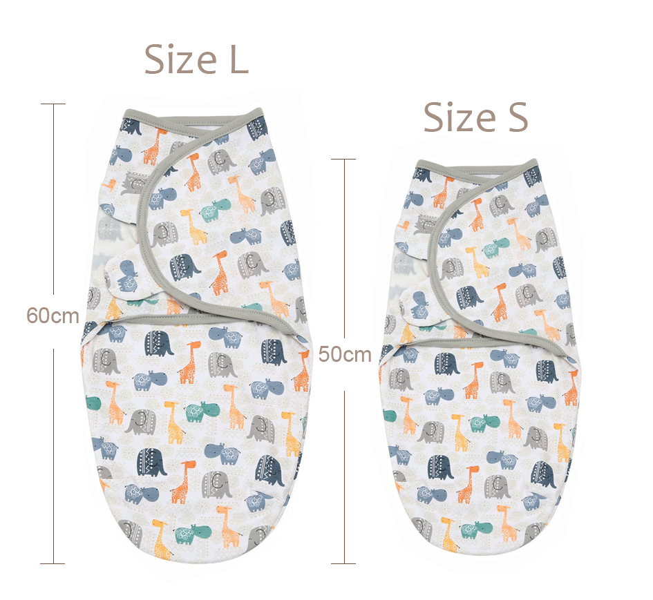 newborn baby swaddle wrap parisarc 100% cotton soft infant newborn baby products Blanket & Swaddling Wrap Blanket Sleepsack | Happy Baby Mama
