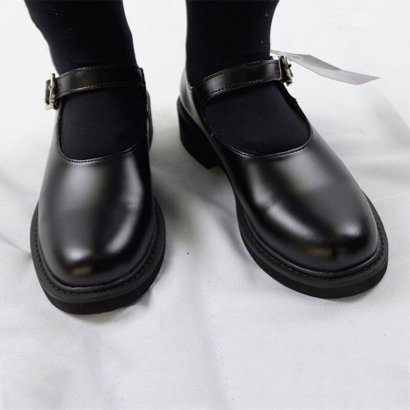 Uniform Shoes Uwabaki Japanese JK Round