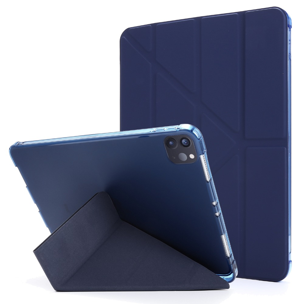 9 iPad With Stand Pro Pro Tri iPad Case 12 12.9 Smart Cover Fold 2018 For For 2020 Case