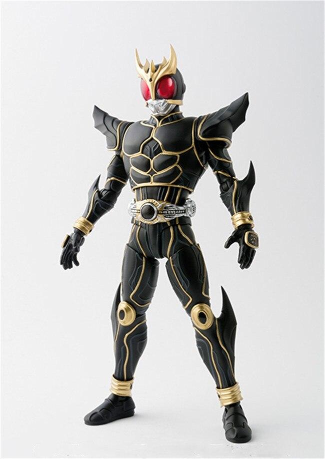 Image 3 - 15cm Anime Kamen Rider Black Masked Knight PVC Action Figure Toy SHF Kamen Figure Toy Figures Model ToysAction & Toy Figures   -