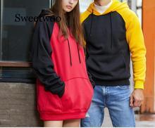 Men's Hoodies 2020 Spring Autumn Male Casual Sweatshirts Solid Color Sweatshirt Tops