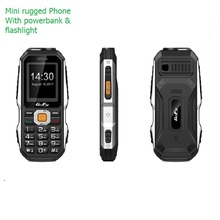 Unlock Small Outdoor Rugged Mobile Phone For Senior Russian