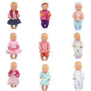 Fashion Leisure Set Clothes Fit 35 cm Nenuco Doll Nenuco y su Hermanita Doll Accessories