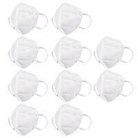 10Pcs/Pack Mask PM2.5 Anti Haze Dust Mask Face Non Woven Mask|Masks| |  -